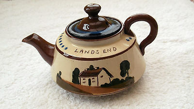 Royal Watcombe Teapot  Lands End  And A Thing Of Beauty Is A Joy Forever