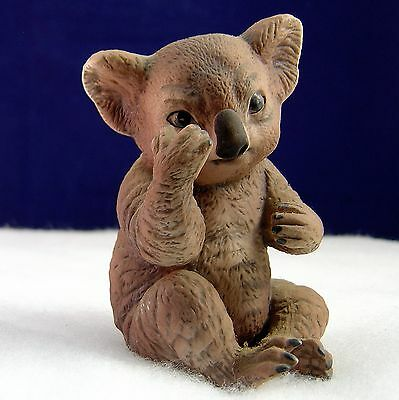 """River Shore ~ MATILDA, The Baby Koala (1979) ~ """"Loveable Series"""" by Roger Brown"""