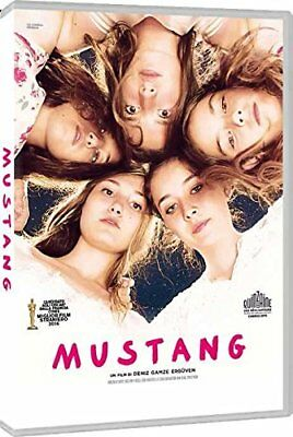 Dvd Mustang - (1962)......NUOVO