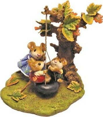 Wee Forest Folk Special Color Her Autumn Breeze Event Wff