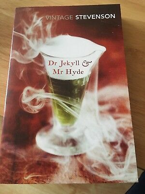 Dr Jekyll and Mr Hyde vintage classic book