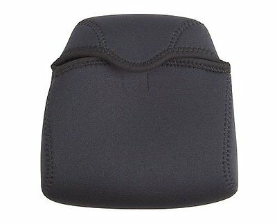 Op/Tech Binoculars Soft Pouch Porro Medium - Black