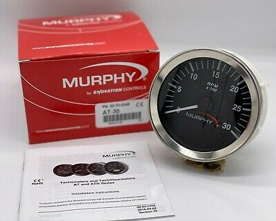 Murphy Tach At-30 Free Same Day Shipping(See Details)