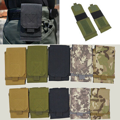 Men Sport Tactical Molle Pouch Belts Waist Bags Fanny Pack Purse Hiking Bum Mini