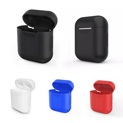 USA Silicone Airpods Case Cover Skin Sleeve For Apple AirPod Earphone Protector