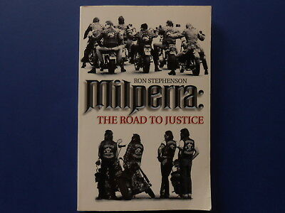 ## Milperra - The Road To Justice - Stephenson - Comanchero Bandidos Motorcycle