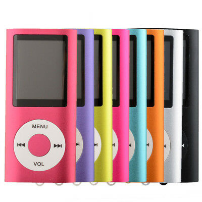Lettore Player Mp4 Mp3 4Gb 8Gb 16Gb 32Gb Video Audio Foto Radio Fm