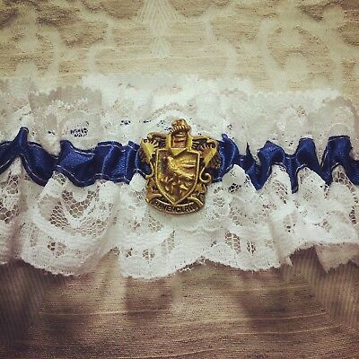 Harry Potter Garter, Ravenclaw Garter, House Garter, Harry Potter Theme Wedding