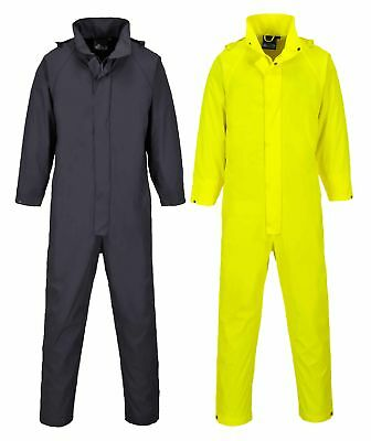 Portwest Sealtex Classic Coverall Waterproof Hood Durable Stretchy Hood S452