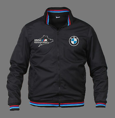 BMW NURBURGRING Racing Sport Jacket Parka Bomber EMBROIDERY Made EUROPE S - 6XL