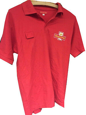 Poloshirt ORIGINAL Britische Post / Royal Mail Hemd TOP Polo-Shirt S-XXL