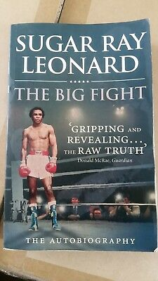 sugar ray leonard autobiography