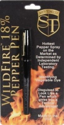 HOTTEST Wildfire 1/2 oz Women POLICE Self Defense Personal Security Pepper Spray