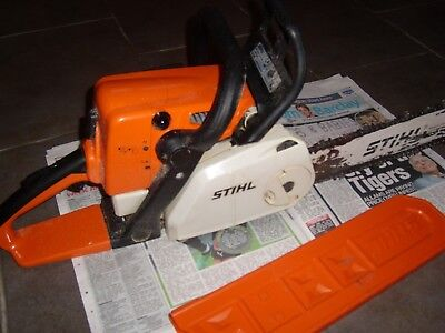 Stihl - Ms250C - Chainsaw - Petrol