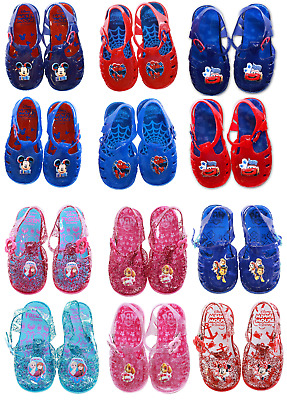 Boys & Girls Character Mickey Minnie Mouse Paw Patrol Frozen Summer Sandals Shoe