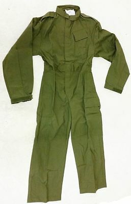 Royal Airforce Fliegerkombi Kombi Oliv Britische Armee / Green Overall Coverall