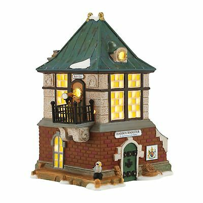 Department 56, Dickens Village, The Harbourmaster House - 4050932