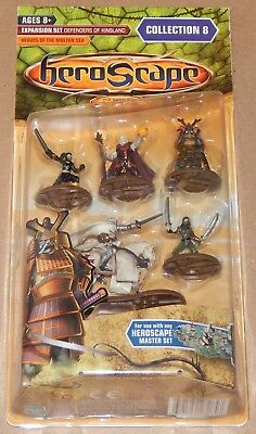 Heroscape Heroes Of The Molten Sea 2007 NIP Expansion Set Defenders Of Kinsland
