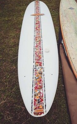 9ft Bic Surfboard Longboard With Carry Bag And Leash 300 00
