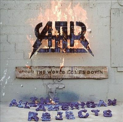 *NEW/SEALED* When World Comes Down All-American Rejects CD 2008 DGC FAST SHIP