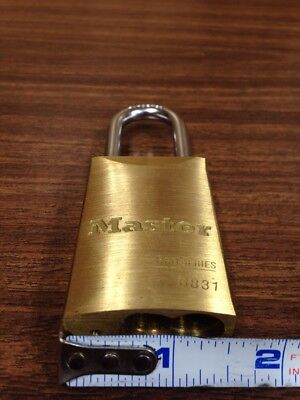 Master Lock ProSeries 6831 LFWO Long Shackle Without Core (I5)