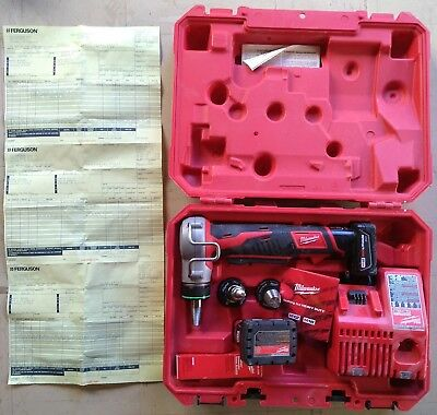 Milwaukee M12 Propex Expansion Tool Kit (2432-22XC)