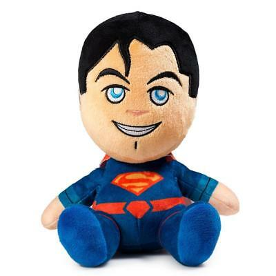 Official Dc Comics - Superman Phunny Plush Cuddly Toy By Kidrobot (New)