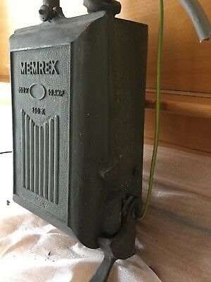 old electrical architectural salvage fuse box memrex 500v 30amp rh picclick co uk Old Fuse Box Wiring Old Home Fuse Box Diagram