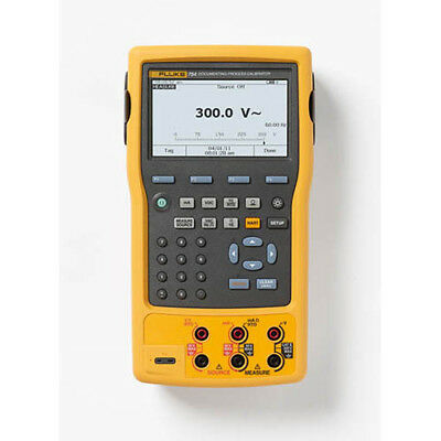Fluke 754/154 BU Documenting Process Calibrator, HART, Carrying Case