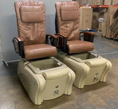 Used Liberty Pedicure Spa Chair For Nail Salon 700 00 Picclick
