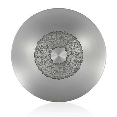 Royal Selangor Hand Finished Isthmus Home Pewter Platter in Wooden Gift Box