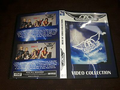 Aerosmith - The Best Of (Video Collection) 2 DVDs SPECIAL FAN EDITION