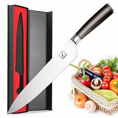 Imarku 10 Inch Pro Chef's Knife -High Carbon German Steel Cook's Knife