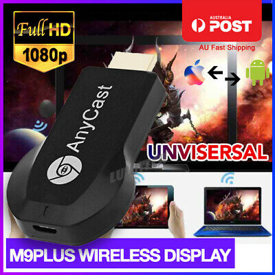 Plug & Play 1080P Lightning to HDMI/HDTV AV TV Cable Adapter for iPhone iPad