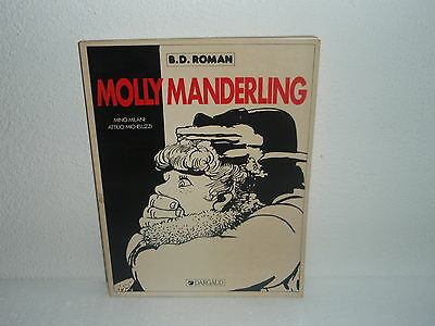 Molly Manderling (Milani & Micheluzzi)  Eo Dargaud Janvier 1985