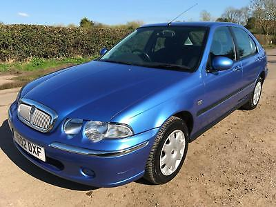 Rover 45 2.0 TD 2000MY Impression S, RARE CAR!, ONLY 53,000 MILES FROM NEW