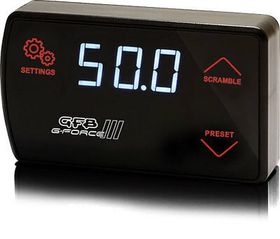 GFB G-Force III Electronic Boost Controller New Model With Failsafe! - GFB3005