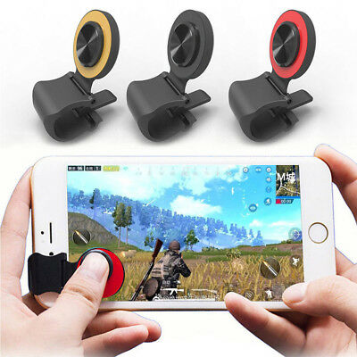 PUBG Game Controller Joystick Clip On For IOS Android Touch Screen Mobile Phone