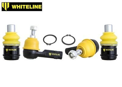 Whiteline Roll Centre & Bump Steer Correction Kit for Mitsubishi Evo X 10