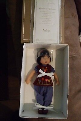 Helen Kish An Mei Asian 2009 Doll Rare In New /never Removed From Box Condition!