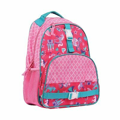 Stephen Joseph All Over Print Backpack, Princess