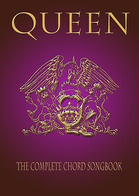 Queen: The Complete Chord Songbook, Paperback