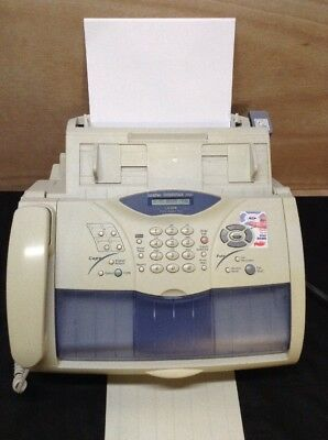 Brother Intellifax Facsimile Transceiver Model FAX2800 Laser Fax Machine