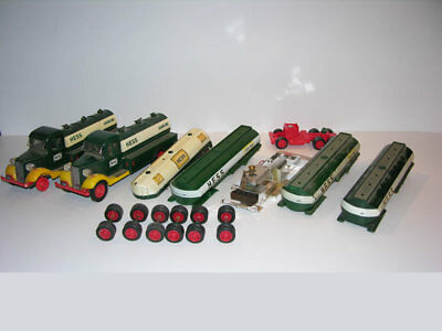 Huge Lot of over 50 Original Hess Parts For One Price!
