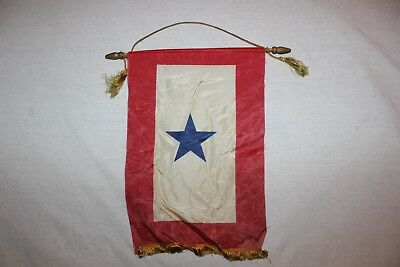 Ww2 Us Army Military Son In The Service Flag 1 Star