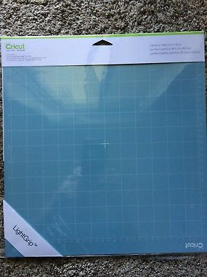 Cricut Mat Light Grip Cutting 12x12 Blue Explore Lightweight Air Expression NEW