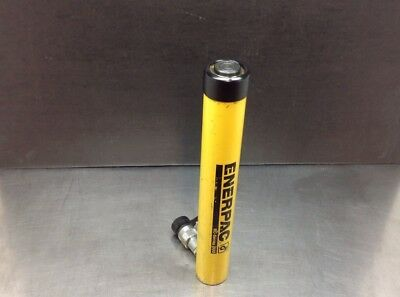 ENERPAC RC-1012 Hydraulic Cylinder,10 tons,12in. Stroke NICE!