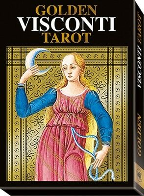 Lo Scarabeo Golden Visconti Tarot Cards