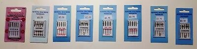 Pack 5 - Domestic Sewing Machine Needles