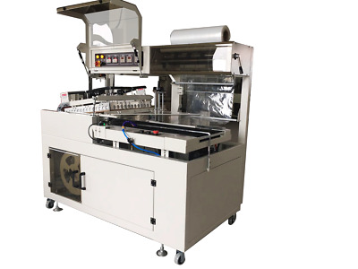 Automatic L-sealer sealing and cutting machine by sea